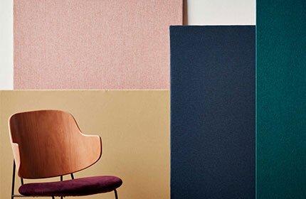 akustik era 170 camira kumaş fabrics