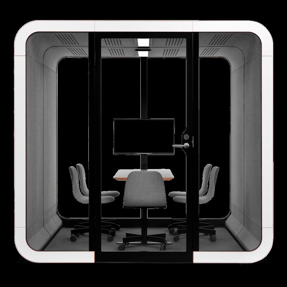 akustik ofis toplantı odası ses yalıtımlı kabin fiyatı