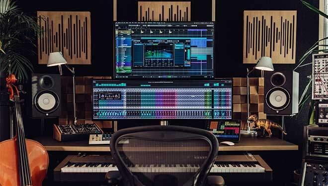 akustik stüdyo panelleri