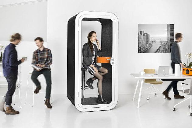 akustik telegon görüşme ofis kabini fiyatları