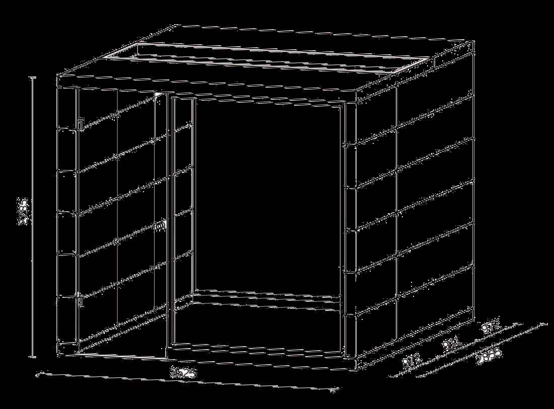 akustik toplantı kabini large ölçüleri