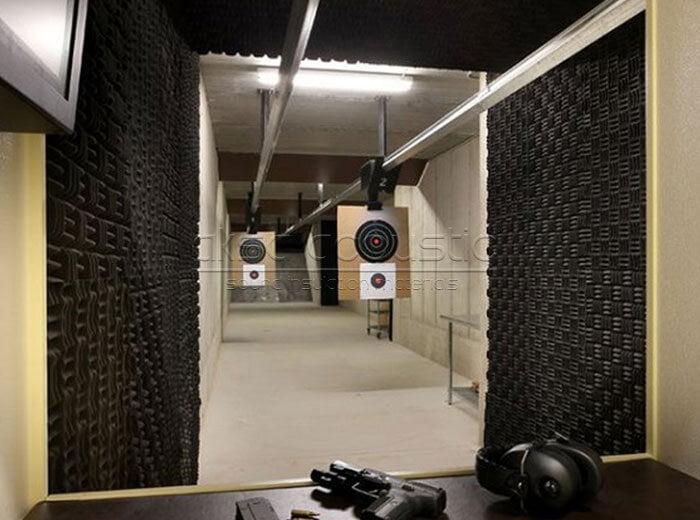 bariyerli akustik sünger duvar ses yalıtımı