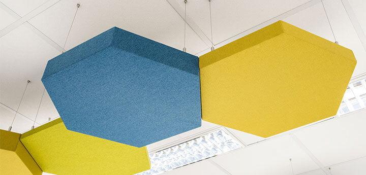canopy akustik tavan paneli