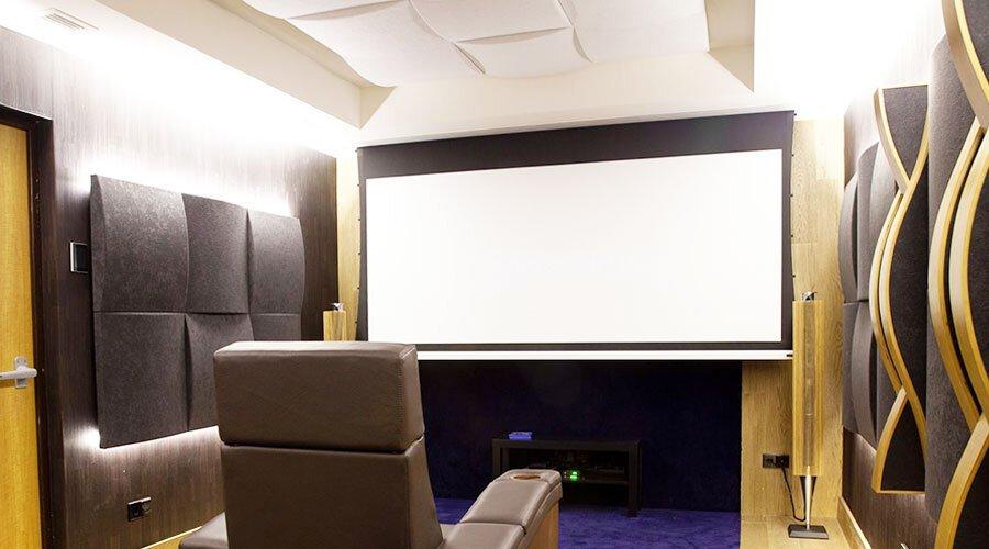home cinema akustik ses yalıtımı