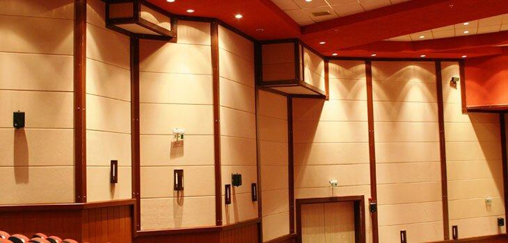 velum akustik duvar paneli