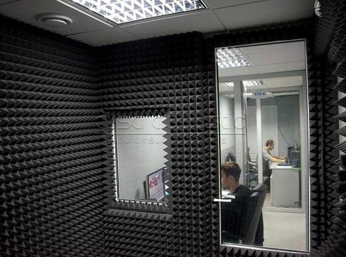 akustik ses yalıtımı sünger kaplama
